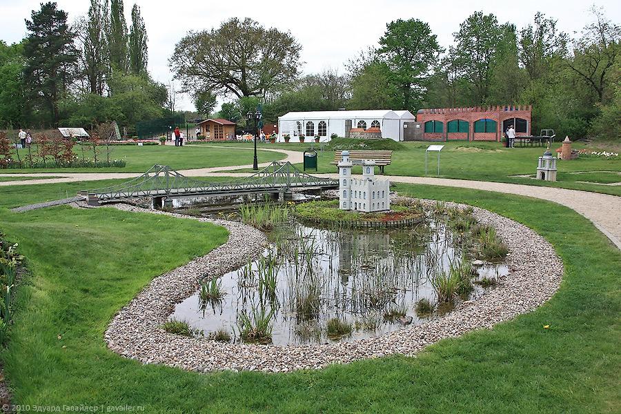 Парк моделей Берлин — Бранденбург