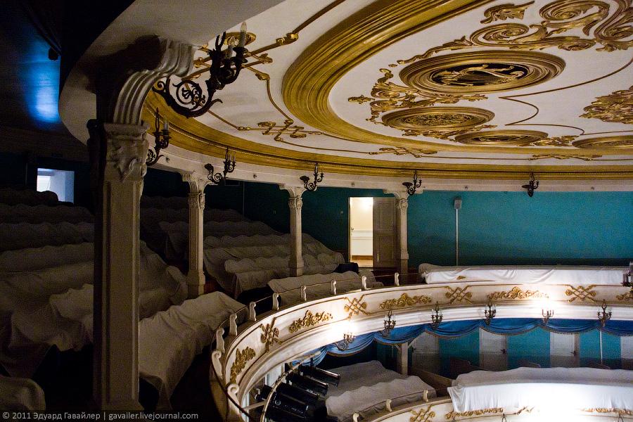 Добрый пост: иркутский драматический театр.