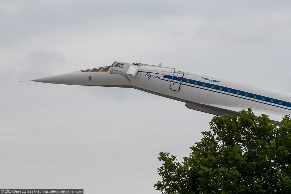 Обогнавшие звук — Конкорд и Ту-144