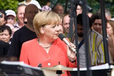 В гостях у Ангелы Меркель. День открытых дверей