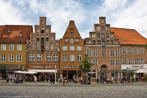 Люнебург — город соли