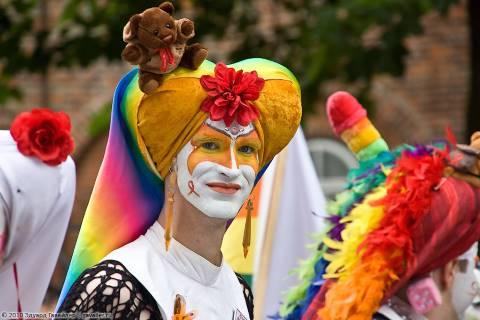 Гей-парад в Любеке