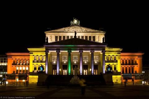 Берлинский Фестиваль света 2010