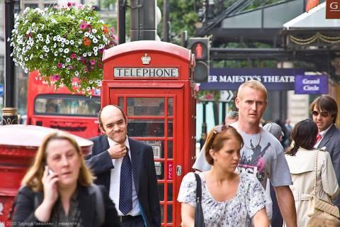 Лондон. Классическое продолжение