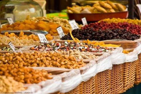 На Гринвичском рынке