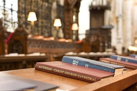 Крайст-Чёрч и прогулка по Оксфорду
