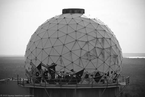 Тойфельсберг — американская шпионская станция