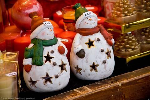 Что продают на немецких рождественских ярмарках?