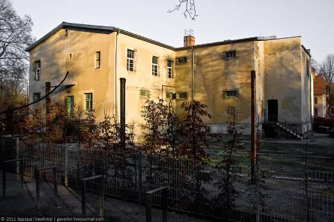 Бывшая следственная тюрьма КГБ в Потсдаме
