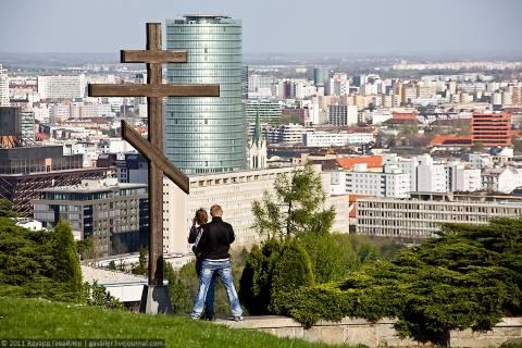 Неоднозначная Братислава