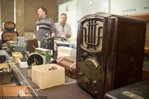 Старейшая радиостанция Германии