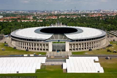 Олимпийский парк Берлин