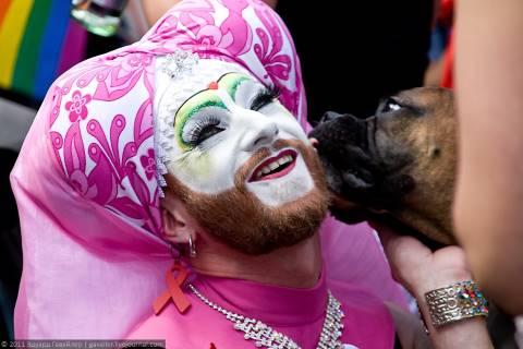 Гей-парад или Christopher Street Day по-берлински