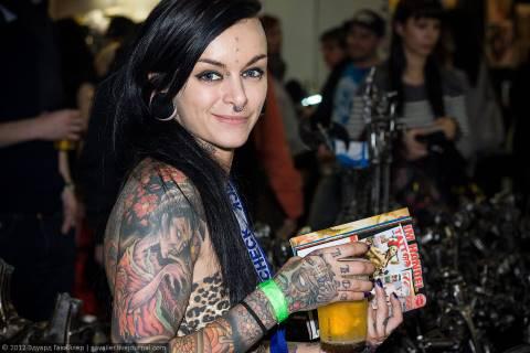 Искусство татуировки в Берлине