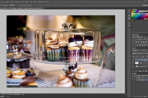 Как ставить копирайт на фотографии