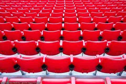 За кулисами легендарного стадиона Уэмбли