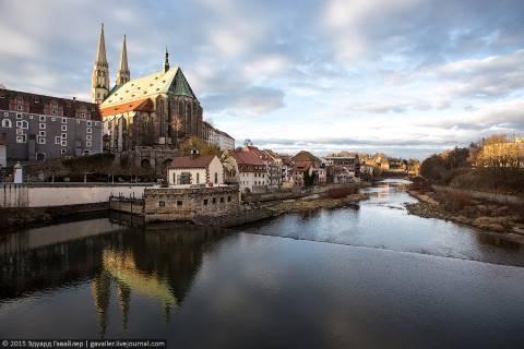 Гёрлиц — самый восточный город Германии