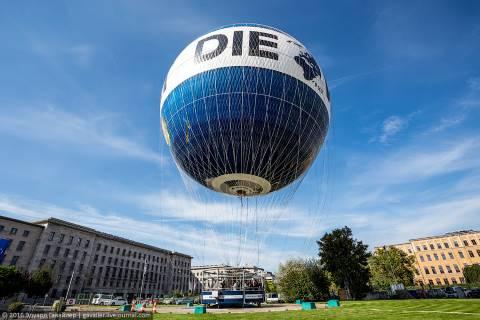 30 восхищающих видов на Берлин с воздушного шара