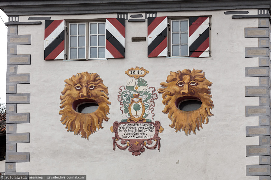 Швабия: Кемптен Алльгой и Мемминген