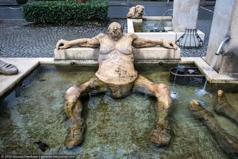 Констанц — город страшных фонтанов