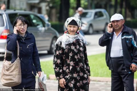 Бишкек — возвращение в СССР