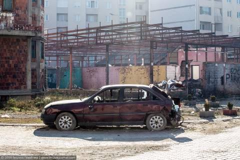 Непризнанная Россией столица Косово