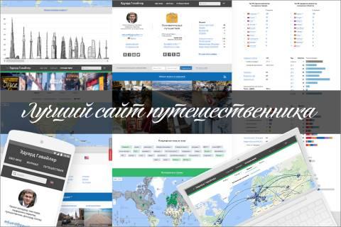 Сделать лучший в России сайт путешественника!