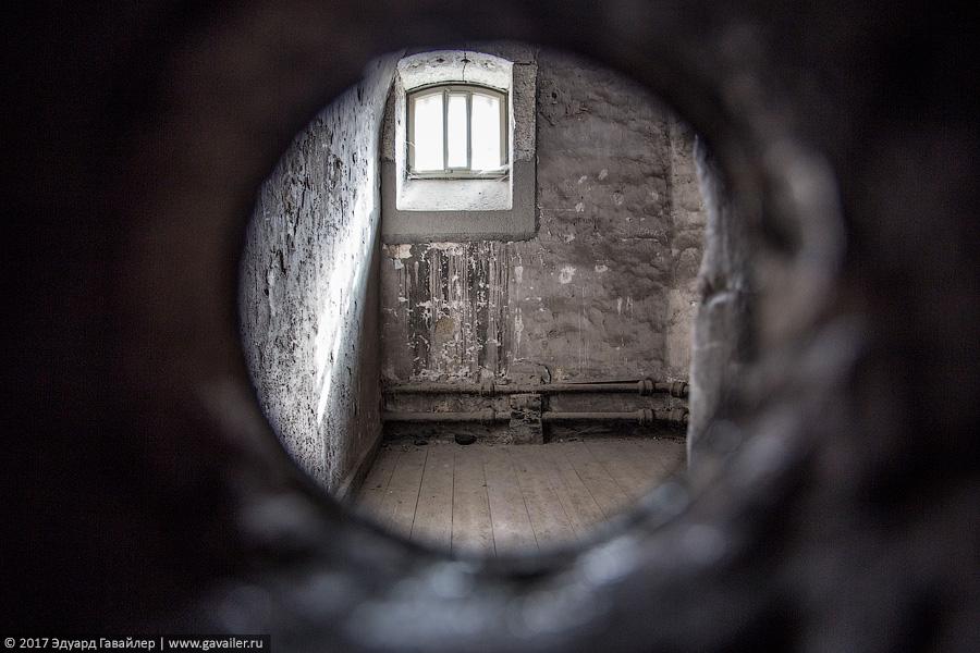 Попасть в тюрьму в Дублине — Килмайнхэм Гаол