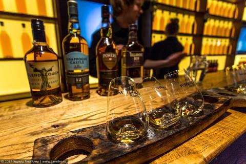 Кто произвел первый виски?