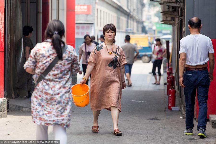 Послесловие по Азии. Женщины в Китае