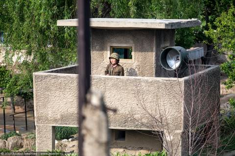Северная Корея. Начало