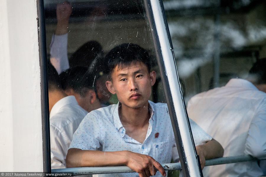 Северокорейские мужчины
