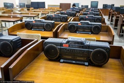 Библиотека в Пхеньяне — эпицентр сюрреализма