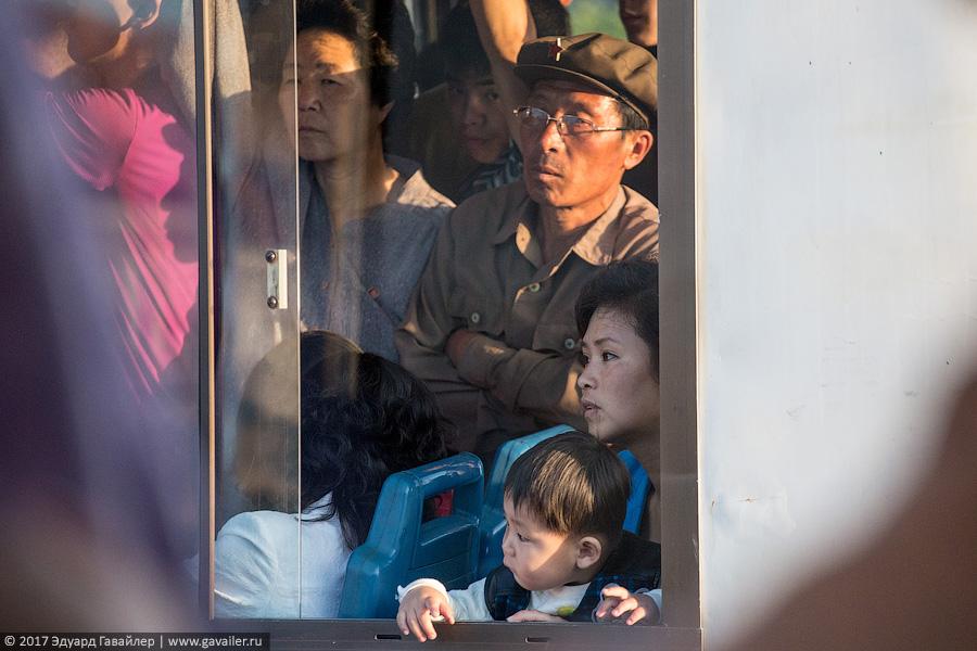 Северная Корея. Заключительная