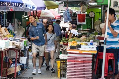 37 фотографий Гонконга