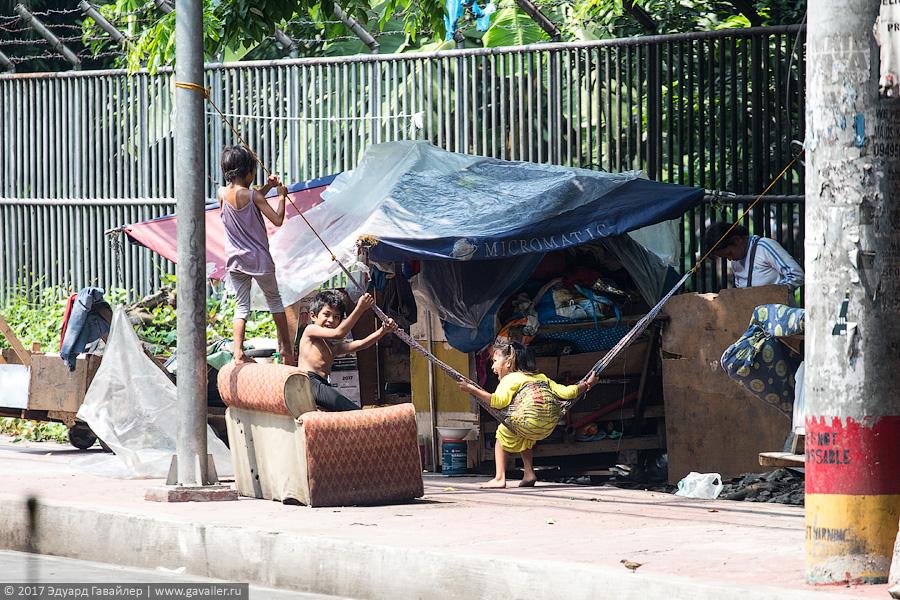 В Маниле всё очень плохо
