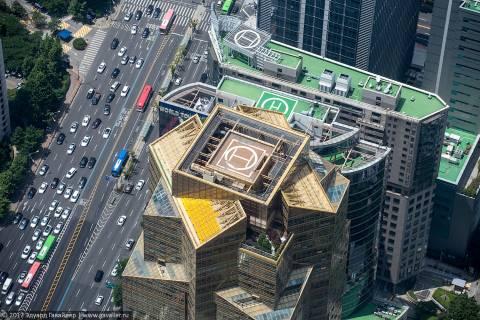 Виды с лучших смотровых площадок Сеула