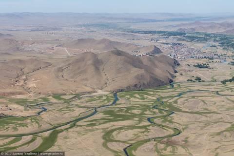Монголия с высоты или как меня чуть не ограбили в Улан-Баторе