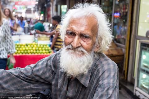 Яркие лица Индии