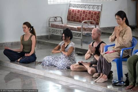 Невероятная Индия. День йоги