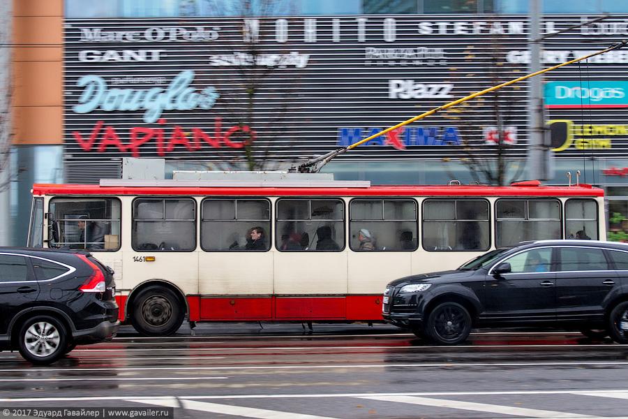 Вильнюс — в поисках Европы