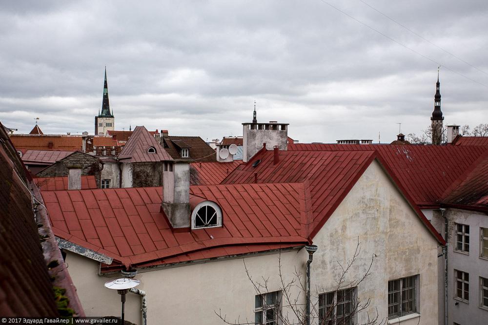Таллин — в поисках СССР эстония