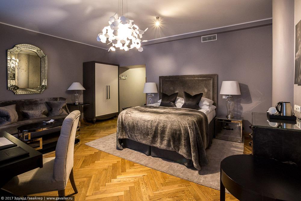 Где я жил в Таллине: Hotel St. Petersbourg 5* где я жил