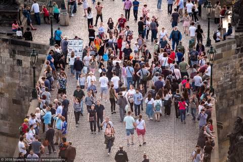 Прага и Карловы Вары летом