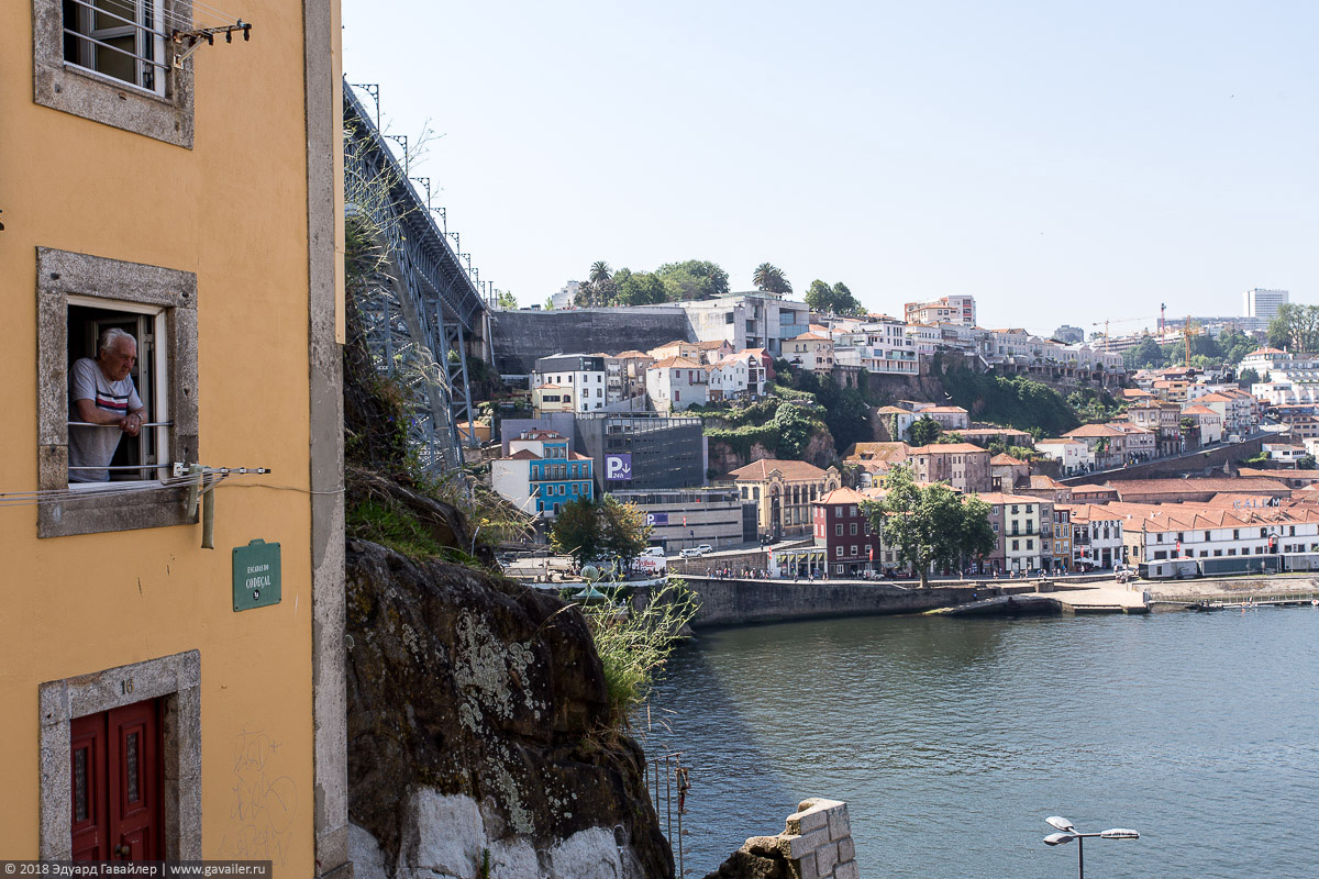 Посетить нетуристический Порту порту