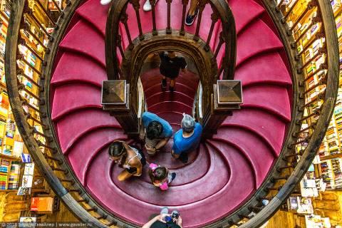 Livraria Lello — самый красивый книжный магазин в мире?