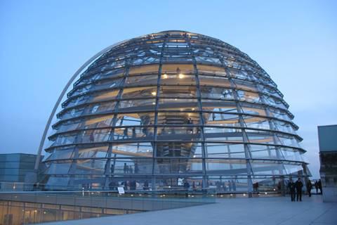 Первое близкое знакомство с Берлином