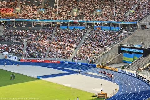 Чемпионат мира по легкой атлетике 2009 в Берлине