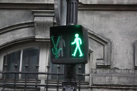 Прогулка по предновогоднему Парижу