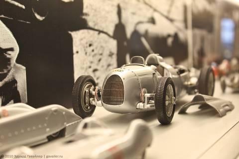Автомобильный музей «Прототип» в Гамбурге